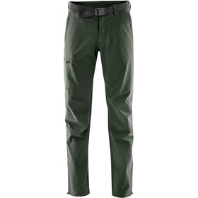 Maier Sports Torid Slim Pantalon Homme, kombu green